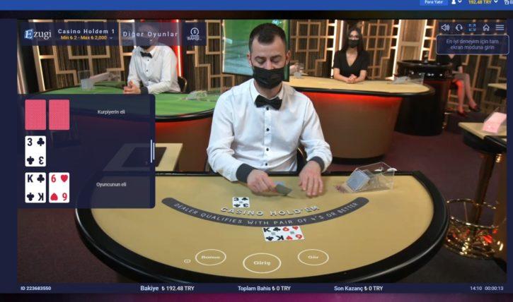 lavivabet holdem poker canlı