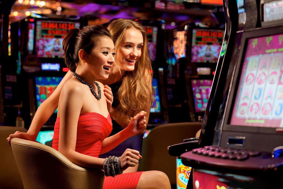Sex The City Slot Machine